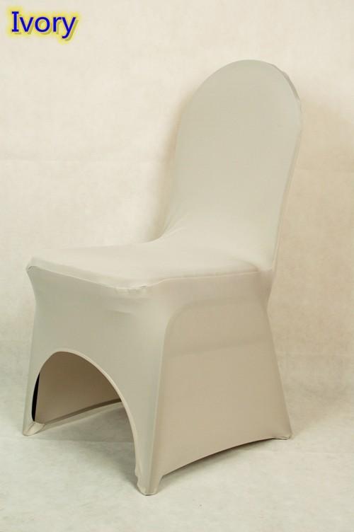 housse de chaise ivoire housse de chaise mariage lycra blanc noir ivoire housse de chaise lycra. Black Bedroom Furniture Sets. Home Design Ideas