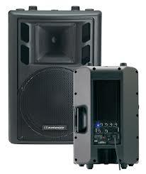 Enceinte Audiophony Acute12/Amp  350W - NSE Location 25.00€
