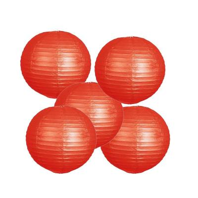 Boule chinoise rouge - NSE Location