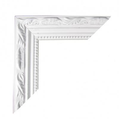 Cadre bois blanc et moulures - NSE Location 3.00€