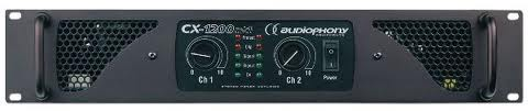Ampli CX 1200 Audiophony  Location  25.00€