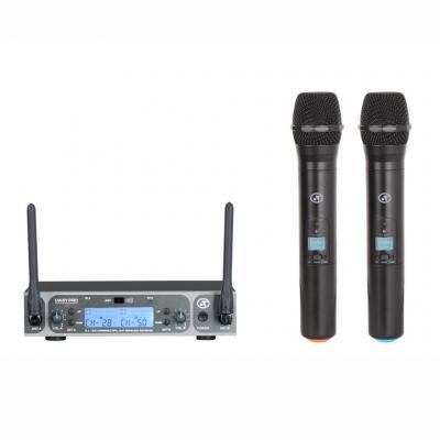 Ensemble 2 Micros UHF  Location  25.00€