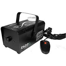 FOG 4OO - Puissance 400W - Télécommande à fil - Débit 60M3 - Réservoir 0.3L