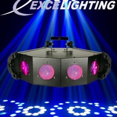 Jeu de lumière Galatic II - NSE Location  8.00€