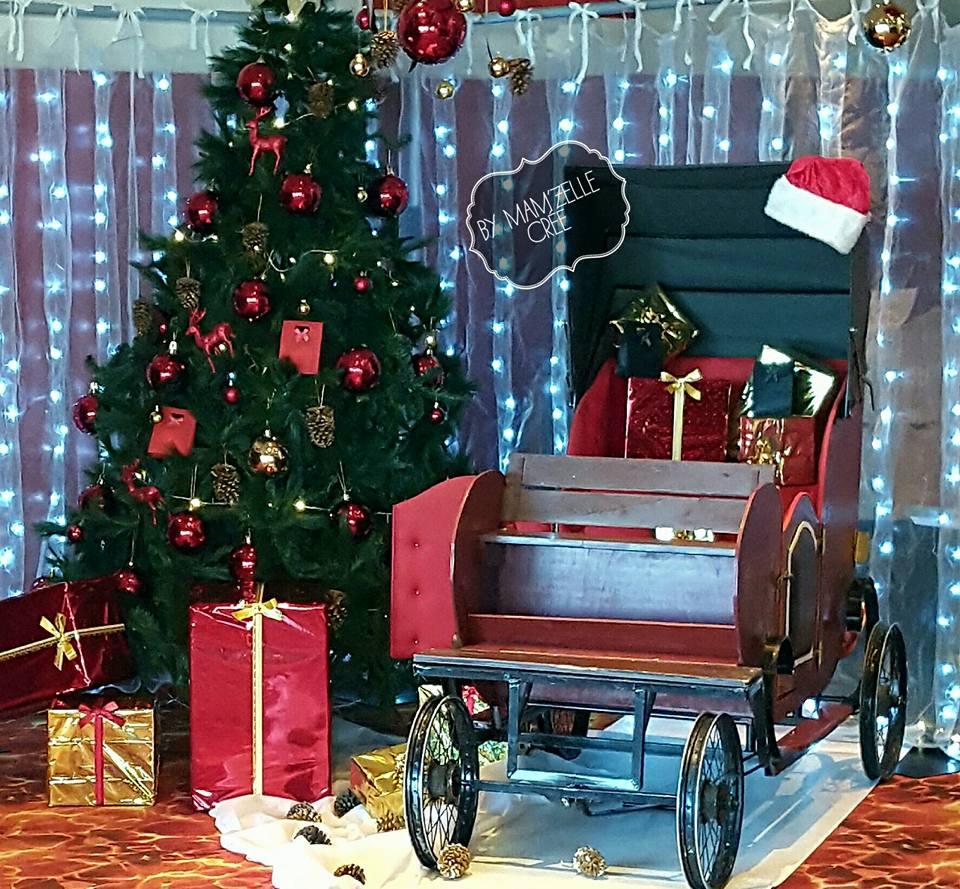 La caléche du Pére Noël NSE Location  50.00€