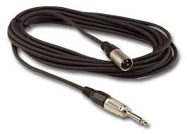 Location câble micro XLR/Jack 10M - 3.00€