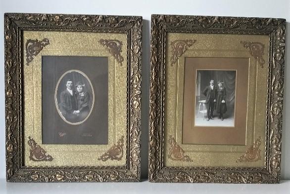 Location cadre photo vintage - 1.00€ pièce