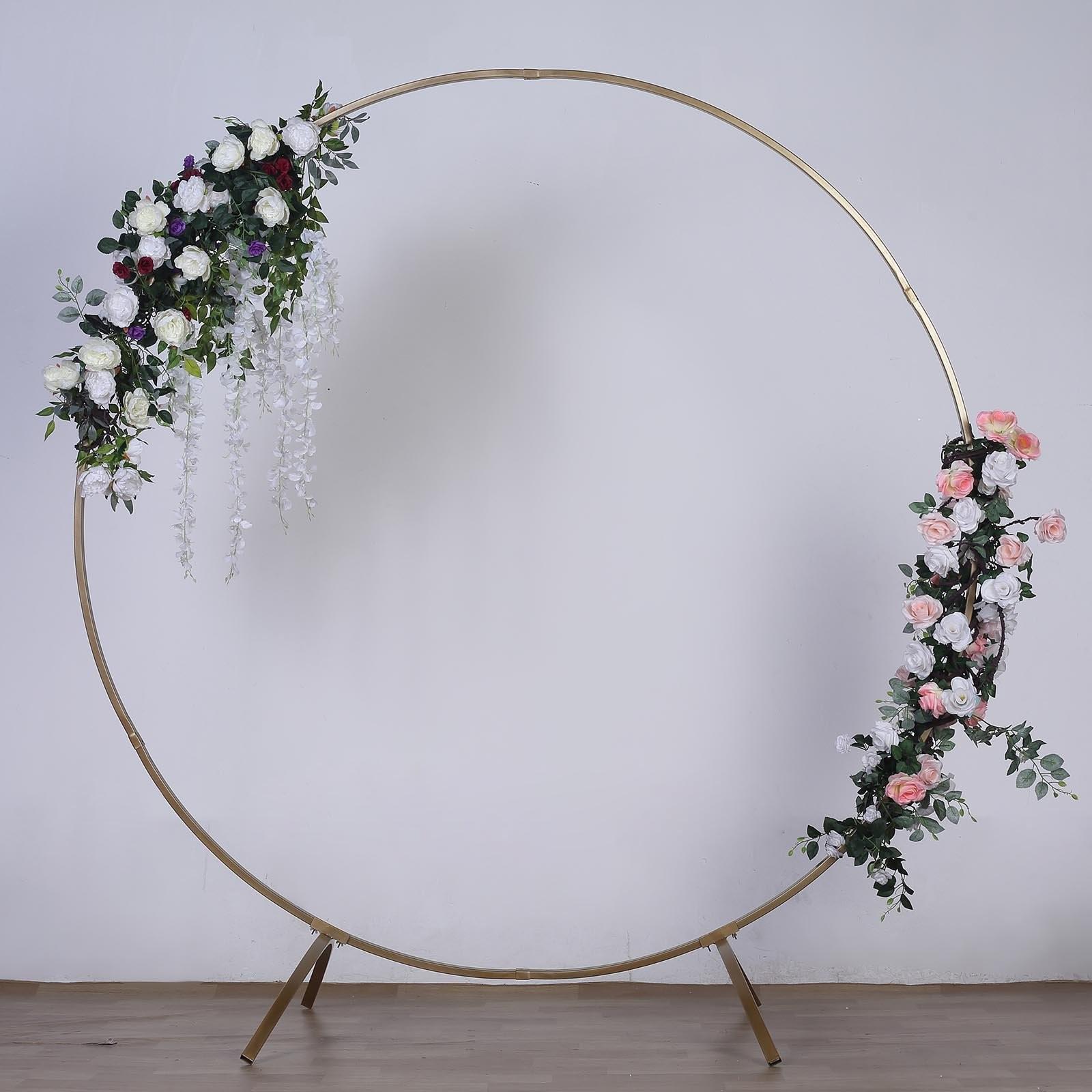 Location cercle arche pour décoration mariage - 35.00€