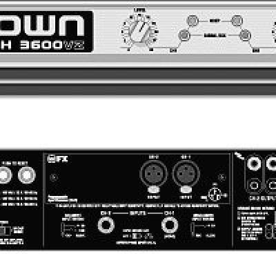 Location Crown MA 3600 VZ - 80.00€