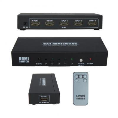 location switch hdmi 5in-1out   9.00€
