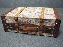 Location valise thème voyage - 4.00€