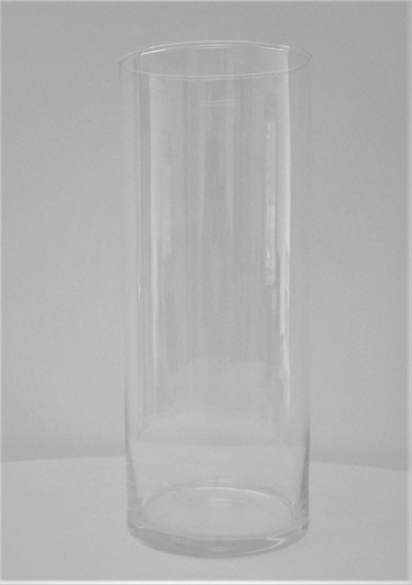 Location vase cylindrique H30 - 2.90€ tarif weekend