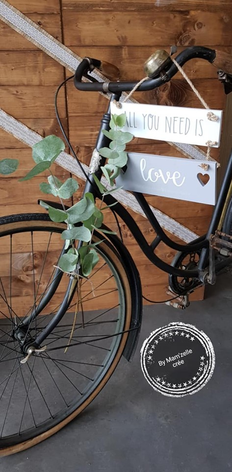 Location vélo ancien - 20.00€