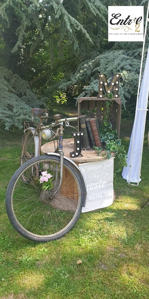 Location vieux vélo - 15.00€ Tarif weekend