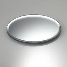 Miroir D25cm - Location 2.50€ - Tarif weekend