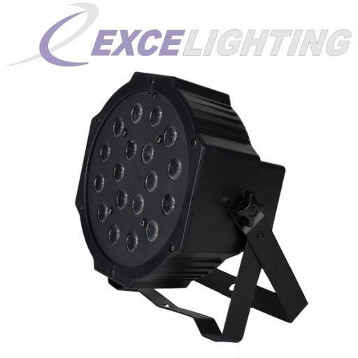 Par leds 18x1W - NSE Location  8.00€