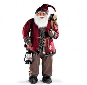 Père Noël géant 1.80 M