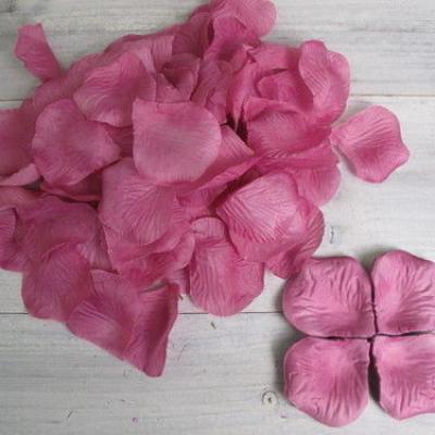 Pétales de roses rouge rosé NSE 4.20€
