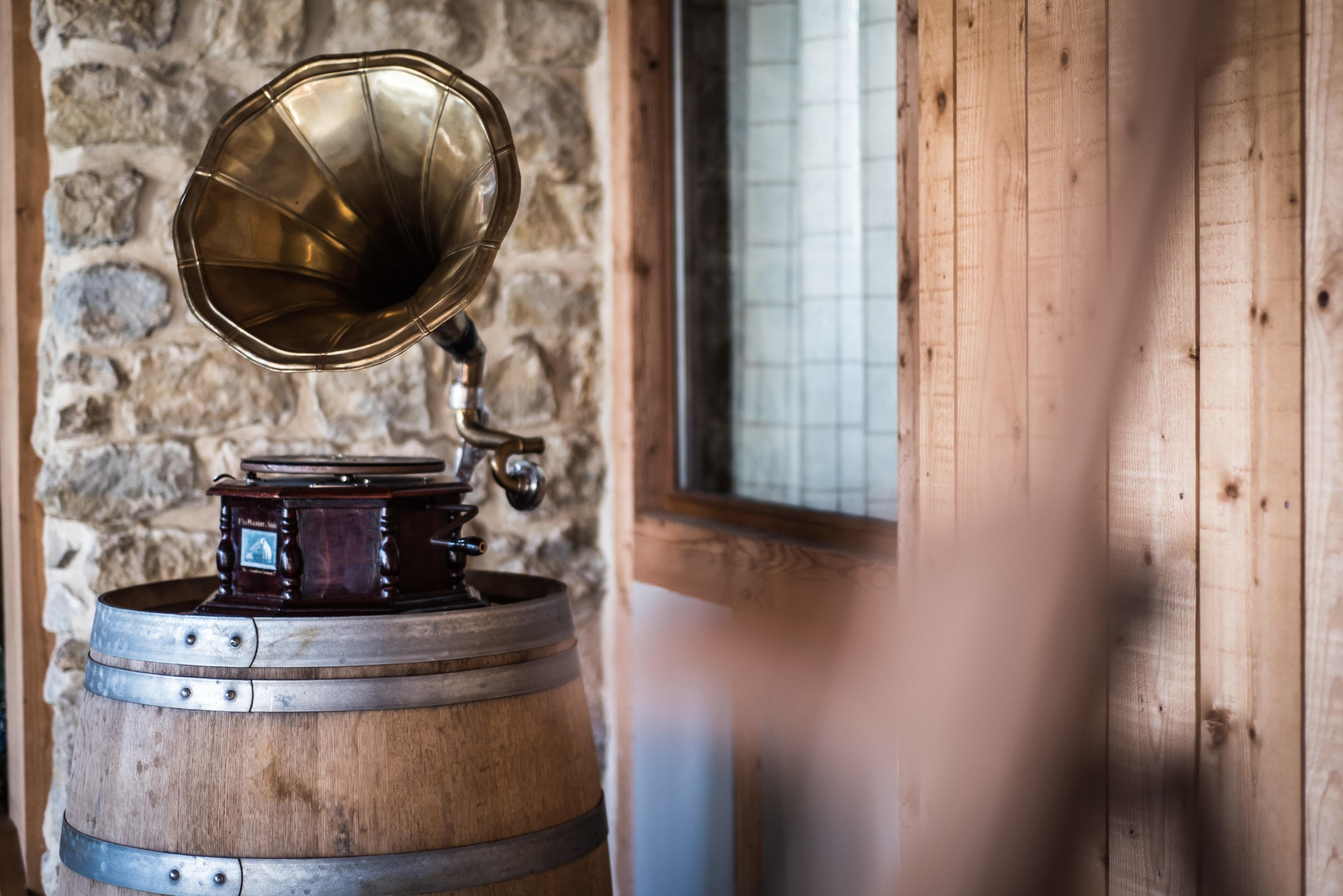 Phonographe, gramophone