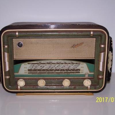 Poste de Radio Océanic - NSE Location  8.00€