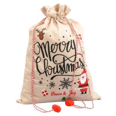 Sac cadeau Merry Christmas
