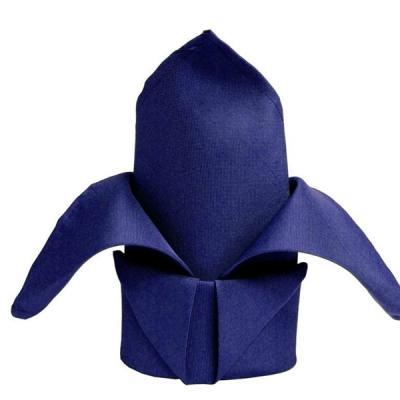 Serviette bleue nuit  Location  1.10€