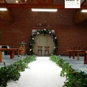 Tapis pour cérémonie de mariage