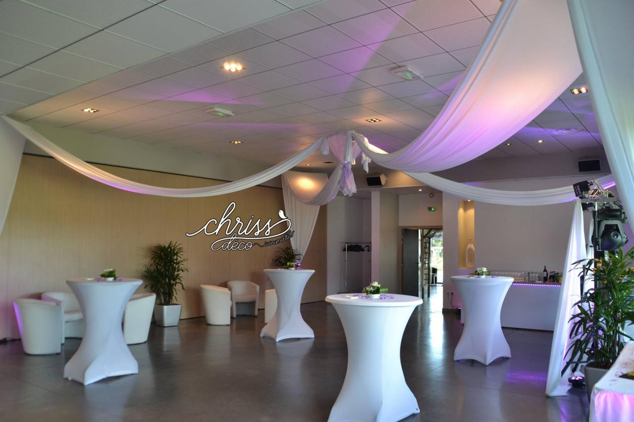 Tentures plafond NSE Location