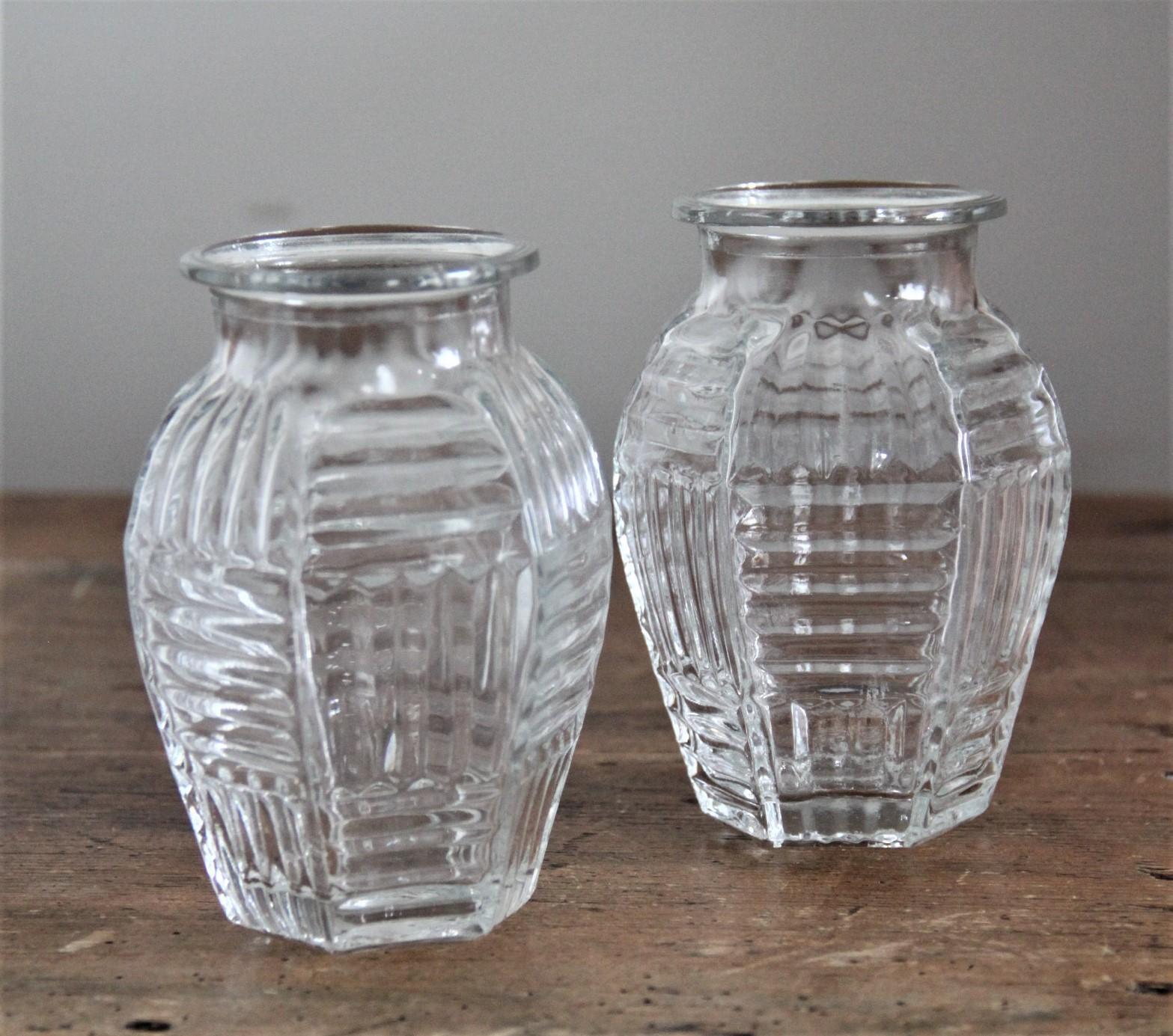 Vase vintage  - H13xD8cm