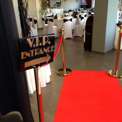 """Entrée VIP au Restaurant """"une belle histoire"""" NSE Location"""