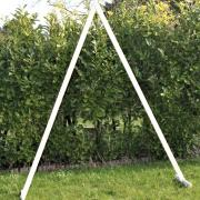 Arche triangle mariage dunkerque
