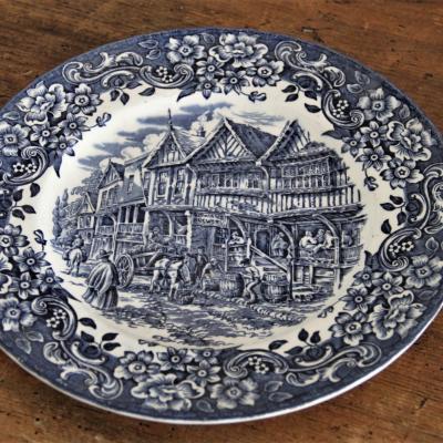 Assiette royal tudor ware ironstone nse location dunkerque