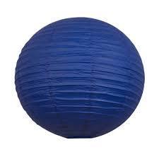 Boule chinoise bleu nuit