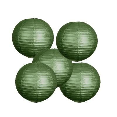 Boule chinoise vert nse location