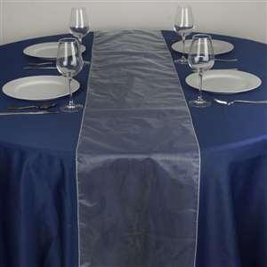 Chemin de table organza ivoire nse location