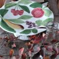 Compotier vaisselle mariage vintage dunkerque