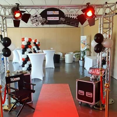 Deco mariage cinema nse location dunkerque