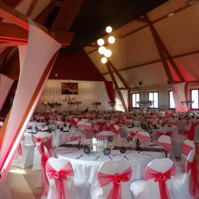 Decoration mariage cinema nord dunkerque