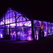 Eclairage de la salle du chateau de cocove nse location dunkerque