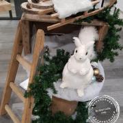 Ecureuil decoration de noel magasin