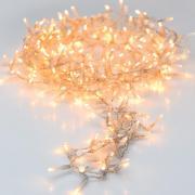 Guirlande lumineuse 24 m blanc chaud 1200 led nse location