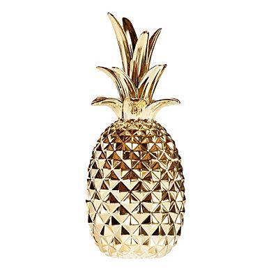 Location ananas or deco mariage tropical