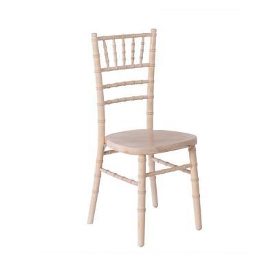 Location chaise bois ceruse blanc