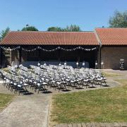 Location de chaise pour ceremonie laique