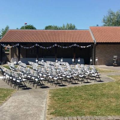 Location de chaise pour ceremonie laique
