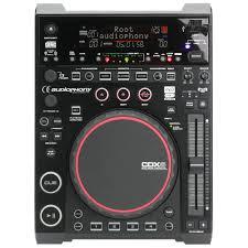 Location platine dj audiophony cdx6
