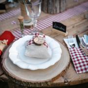 Location rondin en bois por mariage champetre dunkerque nord pas de calais
