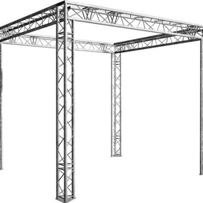Location structure pour stand