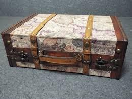Location valise theme voyage carte vieux monde