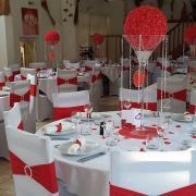 Location vase martini pour mariage